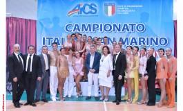 MOLEA PRESENTE AL CAMPIONATO ITALIA E SAN MARINO 2015 1° TROFEO DANZE FOLK AICS CLASSE MASTER