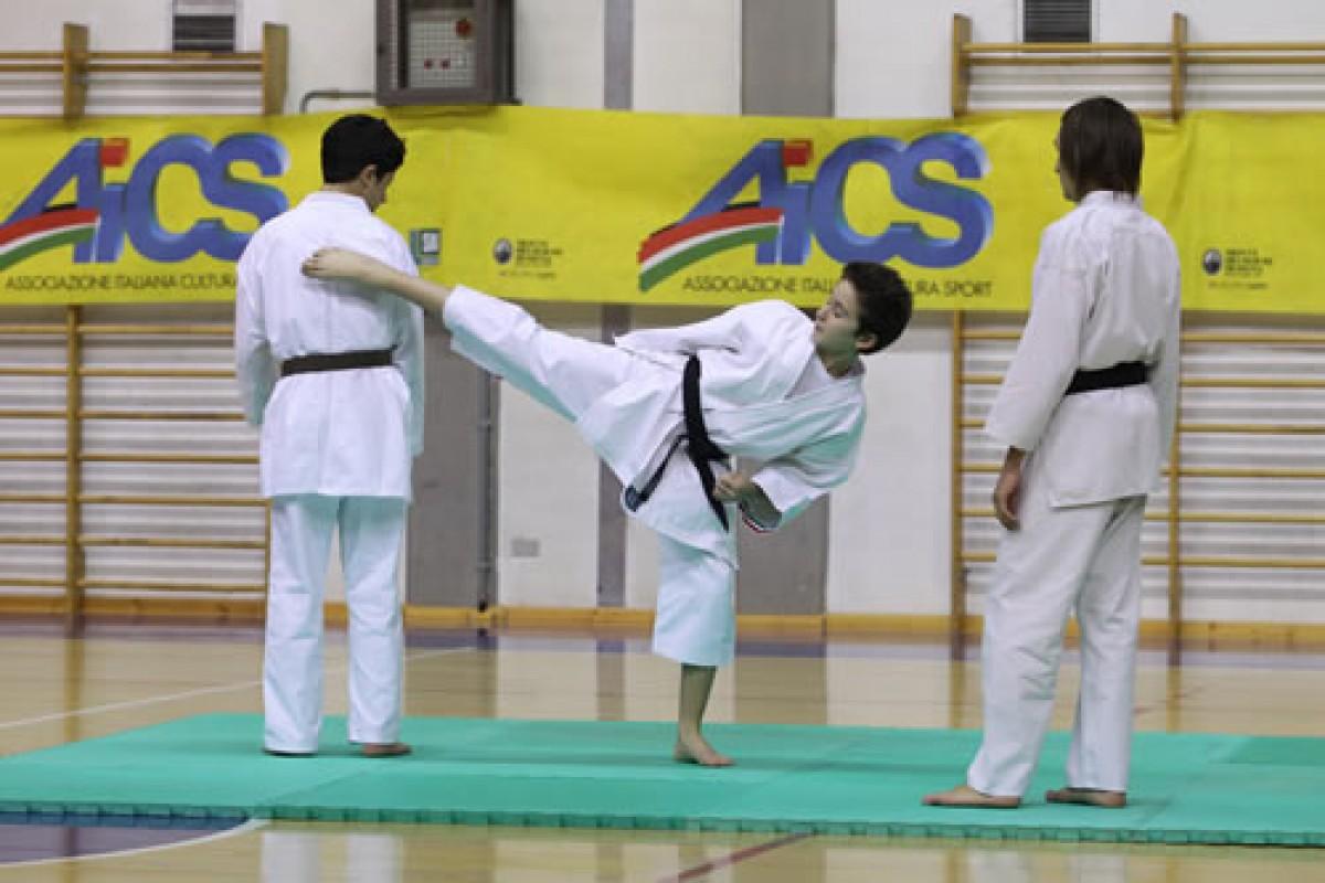 Campionato Nazionale AICS Karate Tradizionale: Caorle (VE) 28 novembre 2015