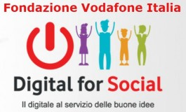 DIGITAL FOR SOCIAL: oltre un milione di euro per la tua associazione