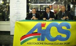 MOLEA A NAPOLI PER IL XIV MEETING NAZIONALE DELLA SOLIDARIETA' AICS