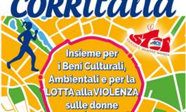 TORNA CORRITALIA, CON AICS GIORNATA PODISTICA NAZIONALE