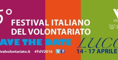 L'AICS PRESENTE ALL'EDIZIONE 2016 DEL FESTIVAL ITALIANO DEL VOLONTARIATO DI LUCCA