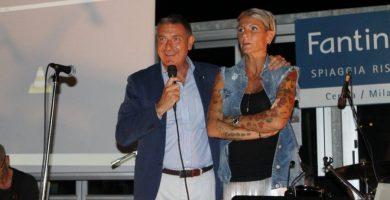 """""""IO&LEI"""" A VERDEAZZURRO, «DALLA MORTE DI BOVO ALLA RINASCITA»: IL RACCONTO DELLA MOGLIE"""
