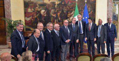 SPORT, CONI E GOVERNO: 100 MLN DI EURO ALLE PERIFERIE