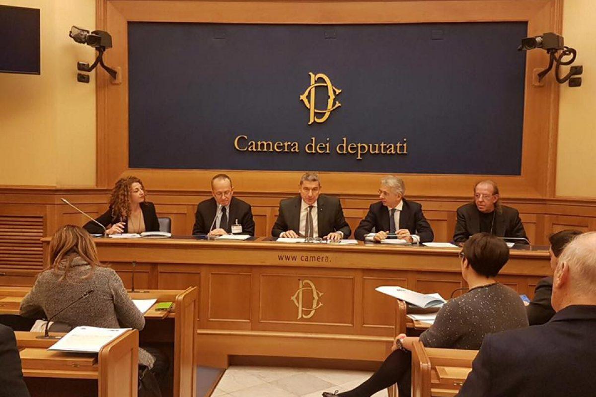 Aics e cittadinanzattiva insieme per la legalita contro for Camera dei deputati on line