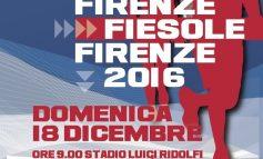 FIRENZE, CON LA PODISTICA FIRENZE-FIESOLE-FIRENZE STOP AL BULLISMO