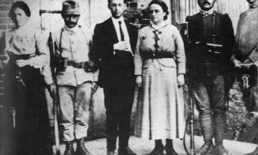MARIA GIUDICE, LA MAESTRA ROSSA
