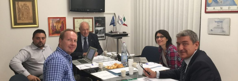 CSIT, IL PRESIDENTE MOLEA AL LAVORO PER L'EXECUTIVE COMMITTEE