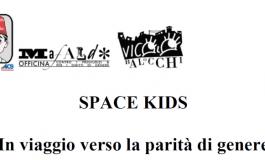 """COMMISSIONE PARITA', CONCORSO LETTERARIO """"SPACE KIDS"""""""