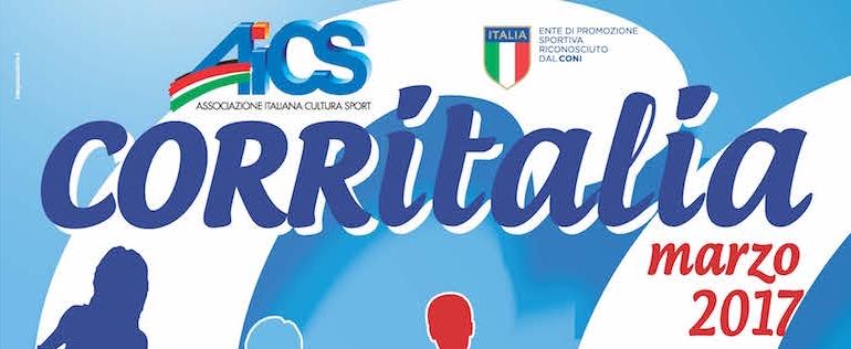 ESPLODE LA FESTA CORRITALIA, ECCO I PROGRAMMI CITTA' PER CITTA'
