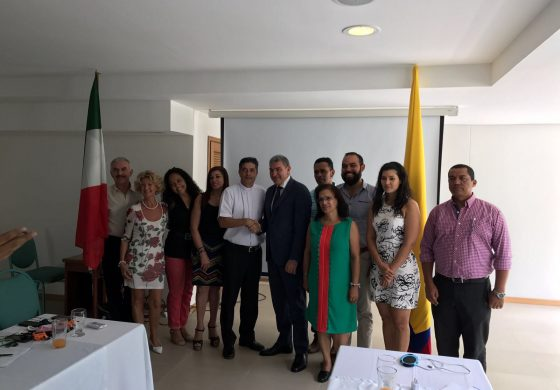 AICS SBARCA IN COLOMBIA, NASCE L'ASOCIACION COLOMBIANA DE LA CULTURA Y EL DEPORTE