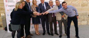 CSIT, PRESENTATI A BARCELLONA I WORLD SPORTS GAMES 2019