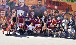SPORT CONTRO DEGRADO E ISOLAMENTO, GLI YOUNG LEADERS DI AICS IN VISITA AL GHETTO GAMES DI RIGA