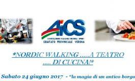 NORDIC WALKING, 3ª TAPPA DEL CAMPIONATO ITALIANO AICS