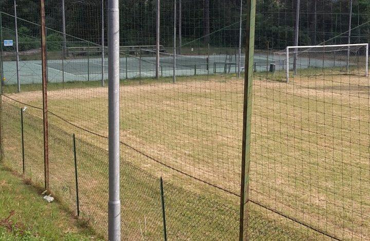 TERREMOTO IN CENTRO ITALIA, VIA AI LAVORI AL CAMPO SPORTIVO DI POSTA