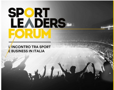 SPORT BUSINESS, IL PRESIDENTE MOLEA ALLO SPORT LEADERS FORUM