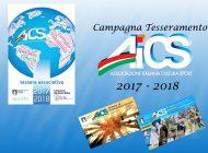 AFFILIAZIONI E TESSERAMENTI 2018, ECCO LE NUOVE TESSERE AICS