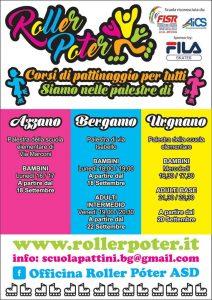 BERGAMO, CORSI DI PATTINAGGIO PER TUTTI CON ROLLER POTER @ Bergamo | Bergamo | Lombardia | Italia