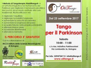 BOLOGNA, TANGO PER IL PARKINSON @ Bologna | Bologna | Emilia-Romagna | Italia