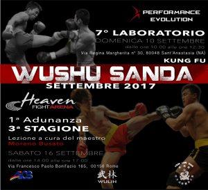 ROMA, LABORATORIO KUNG FU WUSHU SANDA @ Roma | Roma | Lazio | Italia