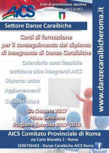 ROMA, DANZA CARAIBICHE: CORSI DI FORMAZIONE @ Roma | Roma | Lazio | Italia