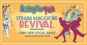 BOLOGNA, SWING FOR FUN ALLA NOTTE BIANCA IN STRADA MAGGIORE @ Bologna | Bologna | Emilia-Romagna | Italia