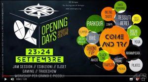 BOLOGNA, RIAPRE IL MAGICO MONDO DI OZ: IL 23 E 24 SETTEMBRE OPENING DAY E WORKSHOP @ Bologna | Bologna | Emilia-Romagna | Italia