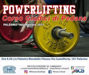 PALERMO, POWERLIFTING, FORMAZIONE AICS: CORSO PER GIUDICI DI PEDANA @ Palermo | Palermo | Sicilia | Italia