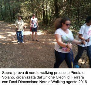 FERRARA, IL PARCO DEL DELTA DEL PO A PASSO DI NORDIC WALKING @ Ferrara | Ferrara | Emilia-Romagna | Italia