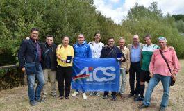 TERREMOTO, AICS CONSEGNA IL CAMPO SPORTIVO DI POSTA RISTRUTTURATO