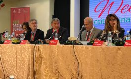 CONGRESSO CSIT, MOLEA: PROMUOVIAMO PARTECIPAZIONE ATLETI DISABILI E PAESI PIU' POVERI