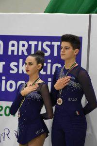 BRESCIA, PATTINAGGIO CONCESIO: ALEX BONERA E ALESSIA MONTINI CONQUISTANO UN BRONZO AGLI EUROPEI @ Brescia | Brescia | Lombardia | Italia
