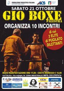 CATTOLICA, 10 INCONTRI DI PUGILATO ALLA GIO BOXE @ Rimini | Rimini | Emilia-Romagna | Italia