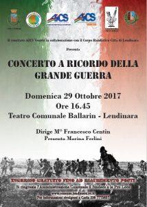 ROVIGO, CONCERTO A RICORDO DELLA GRANDE GUERRA @ Rovigo | Veneto | Italia