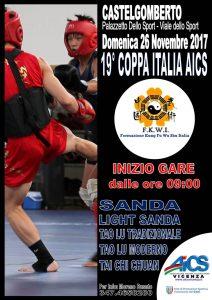 VICENZA: KUNG FU, 19° COPPA ITALIA AICS @ Vicenza | Vicenza | Veneto | Italia