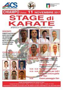 VICENZA, STAGE DI KARATE E CONVEGNO @ Vicenza | Vicenza | Veneto | Italia
