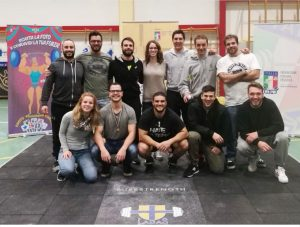BOLOGNA, CAB: Qualificazione Regionale ai Campionati Italiani Assoluti di Pesistica Olimpica @ Bologna | Bologna | Emilia-Romagna | Italia