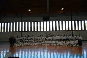 """BRESCIA, L'HIROSHI SHIRAI PRESENTA LA 37^ """"GARA INTERSOCIALE"""" @ Brescia   Brescia   Lombardia   Italia"""