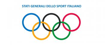 CONI, il 20 e 21 NOVEMBRE GLI STATI GENERALI DELLO SPORT ITALIANO