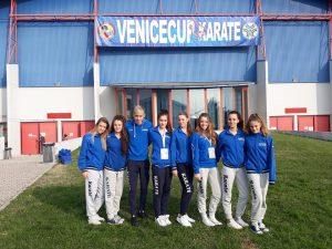 PARMA, VENICE YOUTH CUP: DUE BRONZI PER L'ASD KARATE VALCENO-VALTARO @ Parma | Parma | Emilia-Romagna | Italia