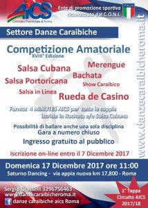 ROMA, 18ESIMA GARA DI DANZE CARAIBICHE @ Roma | Roma | Lazio | Italia