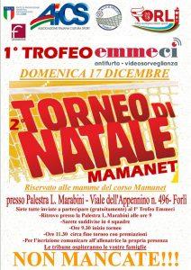 FORLI', MAMANET: LE MAMME TORNANO IN CAMPO A NATALE @ Forli | Forlì | Emilia-Romagna | Italia