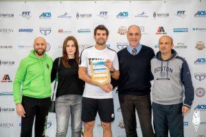 FRIULI VENEZIA GIULIA: ALLA GRANDE IL FIGHT CLUB TENNIS PROJECT @ Friuli Venezia Giulia | Friuli-Venezia Giulia | Italia