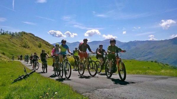 AMBIENTE, AICS ALLA PRESENTAZIONE DELL'APPENNINO BIKE TOUR