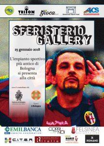 BOLOGNA, INAUGURA SFERISTERIO GALLERY @ Bologna | Bologna | Emilia-Romagna | Italia