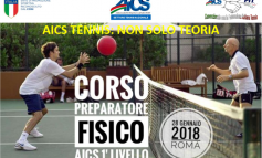 TENNIS, CORSO DI FORMAZIONE PER PREPARATORE FISICO DI PRIMO LIVELLO