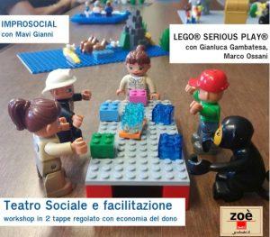BOLOGNA, ZOETEATRI: TEATRO E FACILITAZIONE @ Bologna | Bologna | Emilia-Romagna | Italia