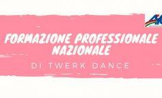 TWERK DANCE, 1° CORSO DI FORMAZIONE PER INSEGNANTI