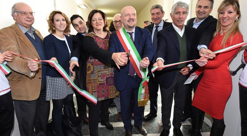 """MUSEO ITINERANTE, """"IN VIAGGIO CON LA STORIA DEL CALCIO"""" FA TAPPA A FORLI': TUTTE LE FOTO"""