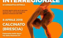 GINNASTICA RITMICA, OLTRE 200 ATLETE AL TROFEO INTERREGIONALE DEL CENTRO NORD